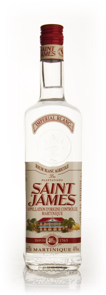 Saint James Imperial Blanc White Rum