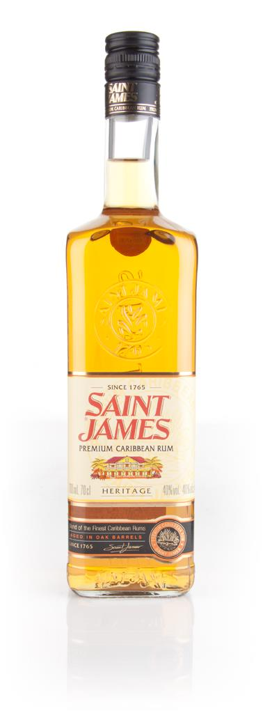 Saint James Heritage Dark Rum