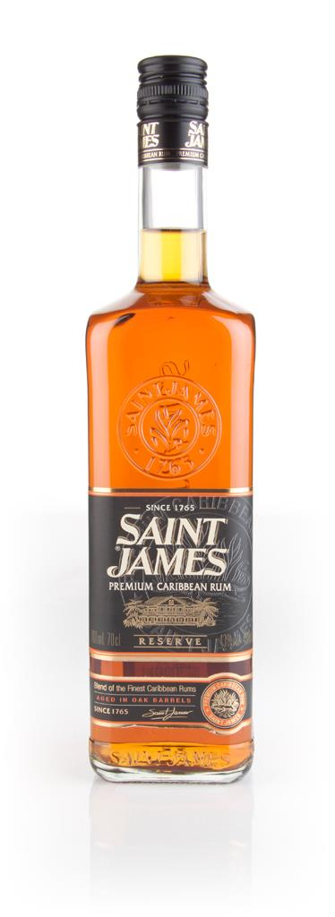 Saint James Reserve Dark Rum