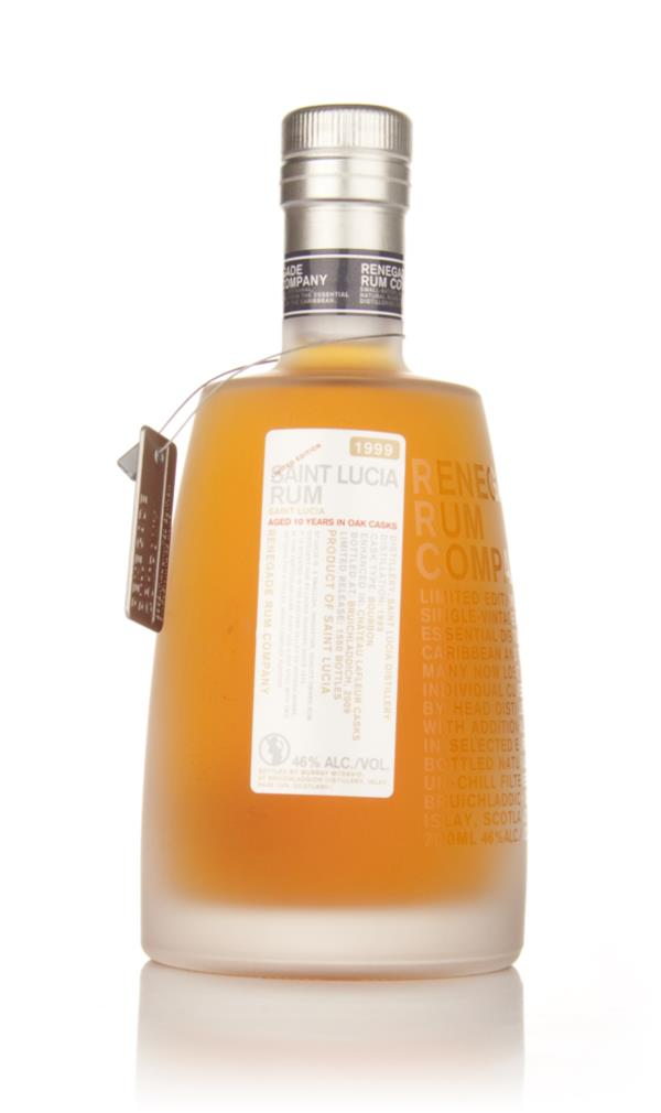 Renegade Saint Lucia 10 Year Old 1999 - Chateau Lafleur Cask Finish Dark Rum