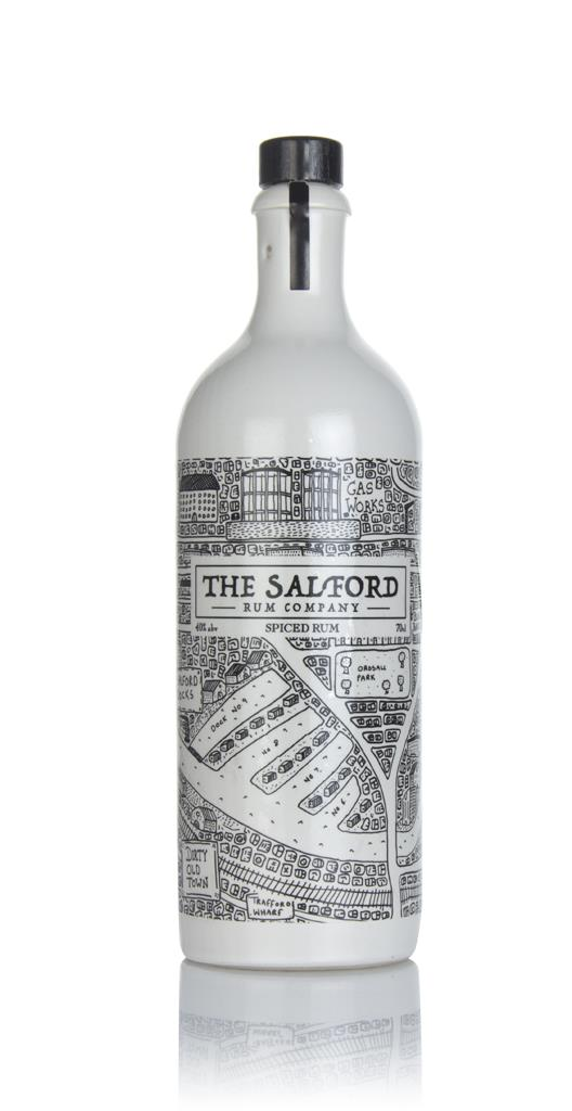 The Salford Spiced Spiced Rum