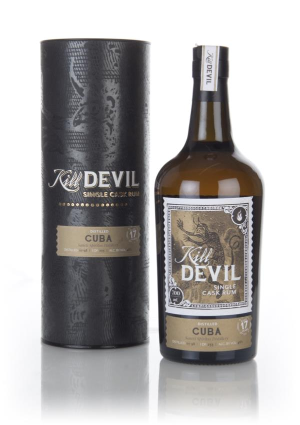 Sancti Spiritus 17 Year Old 1998 Cuban Rum - Kill Devil (Hunter Laing) Dark Rum