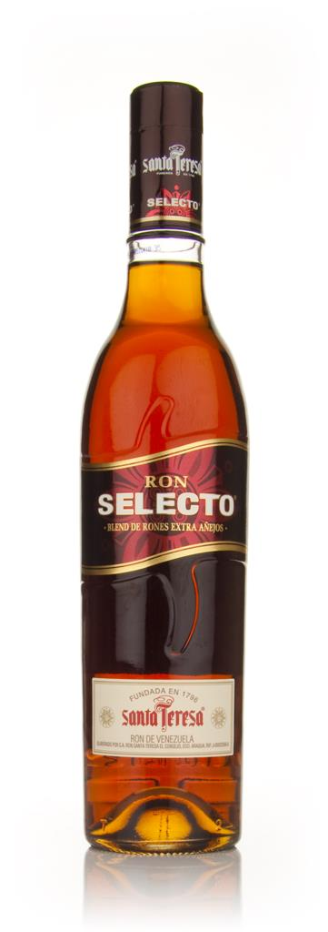 Santa Teresa Ron Selecto 3cl Sample Dark Rum