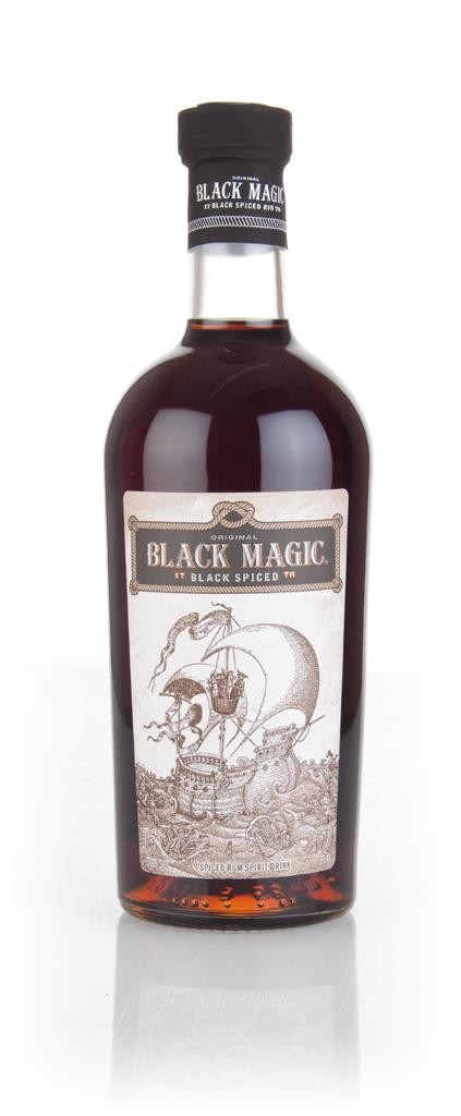 Black Magic Spiced Spiced Rum