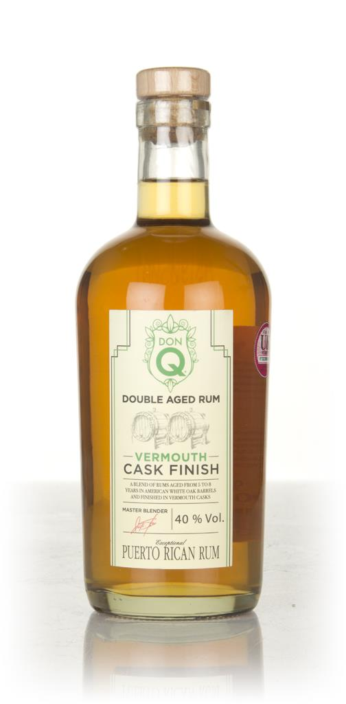 Don Q Vermouth Cask Finish Dark Rum