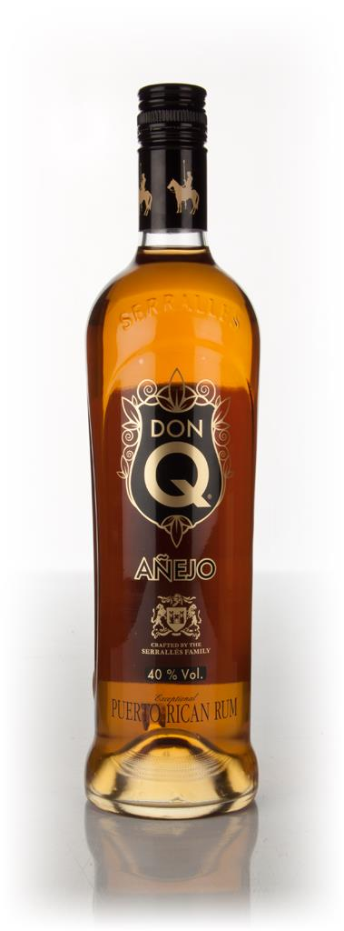 Don Q Anejo 3cl Sample Dark Rum