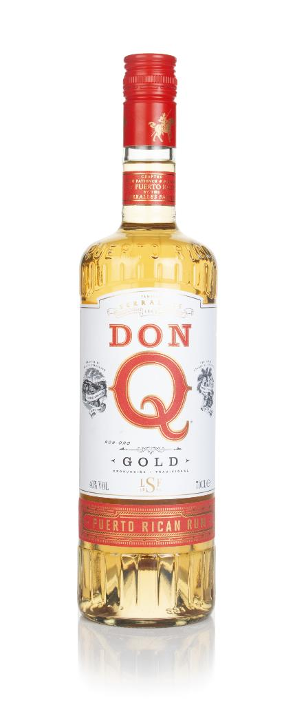 Don Q Gold 3cl Sample Dark Rum