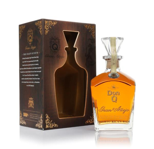Don Q Gran Anejo Dark Rum
