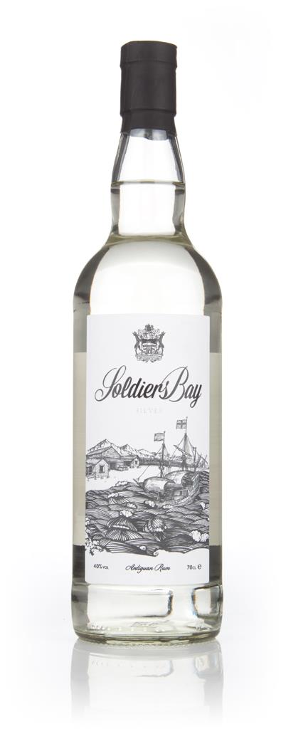 Soldiers Bay Silver White Rum