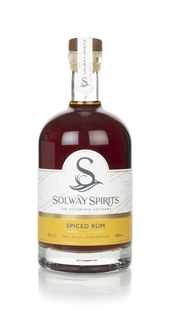 Solway Spiced Rum 3cl Sample Spiced Rum