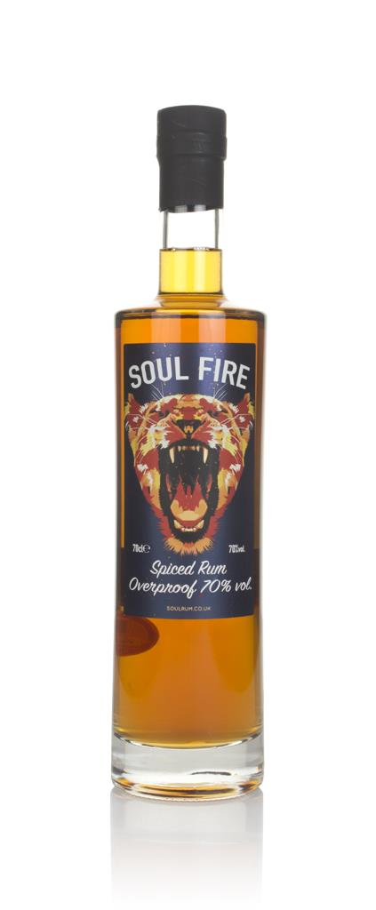 Soul Fire Spiced Spiced Rum
