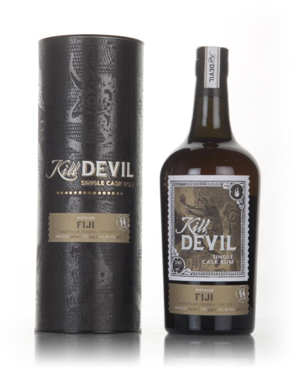 South Pacific 14 Year Old 2002 Fijian Rum - Kill Devil (Hunter Laing) Dark Rum