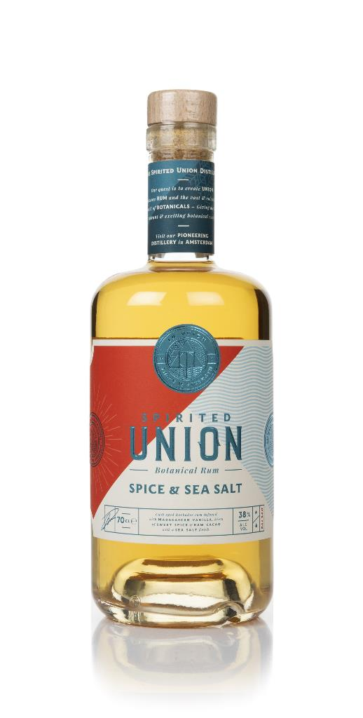 Spirited Union Spice & Sea Salt Spiced Rum