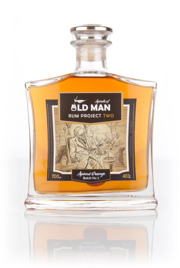 Spirits of Old Man Rum Project Two - Spiced Orange Spiced Rum