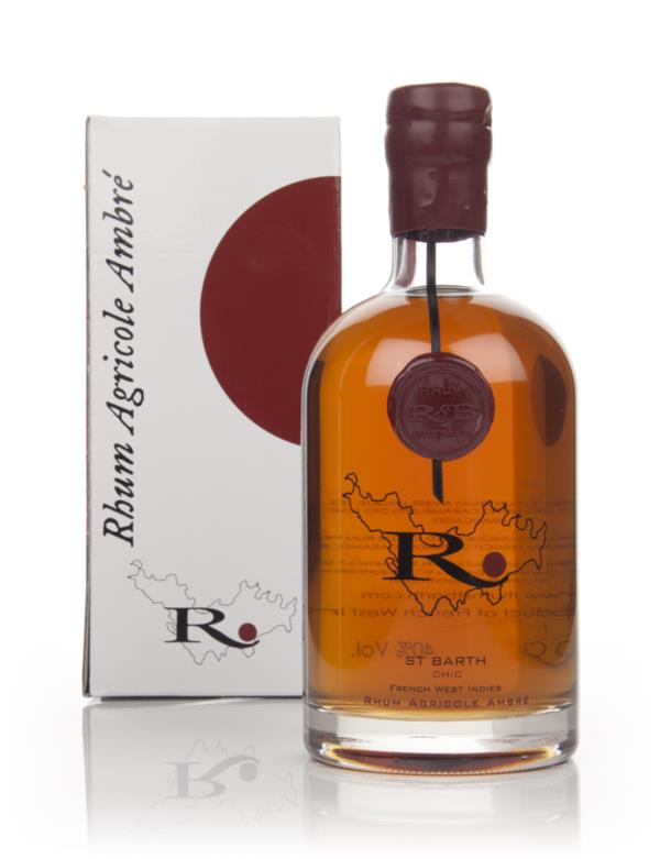 Rhum St Barth Chic 3cl Sample Rhum Agricole Rum