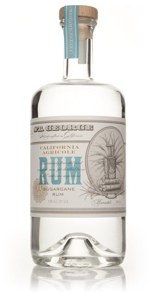 St. George California Agricole Rum (Harvested 2013) 3cl Sample Rhum Agricole Rum