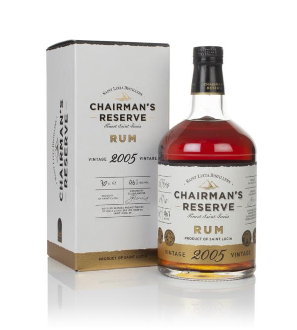 Chairmans Reserve 2005 Dark Rum