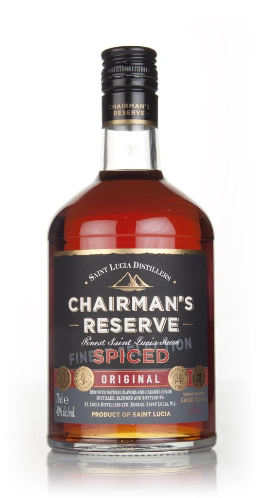 Chairman's Reserve Spiced Rum 3cl Sample Spiced Rum