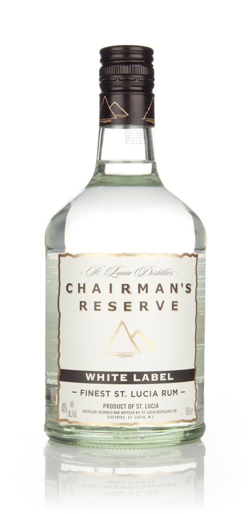 Chairman's Reserve White Label (40%) White Rum