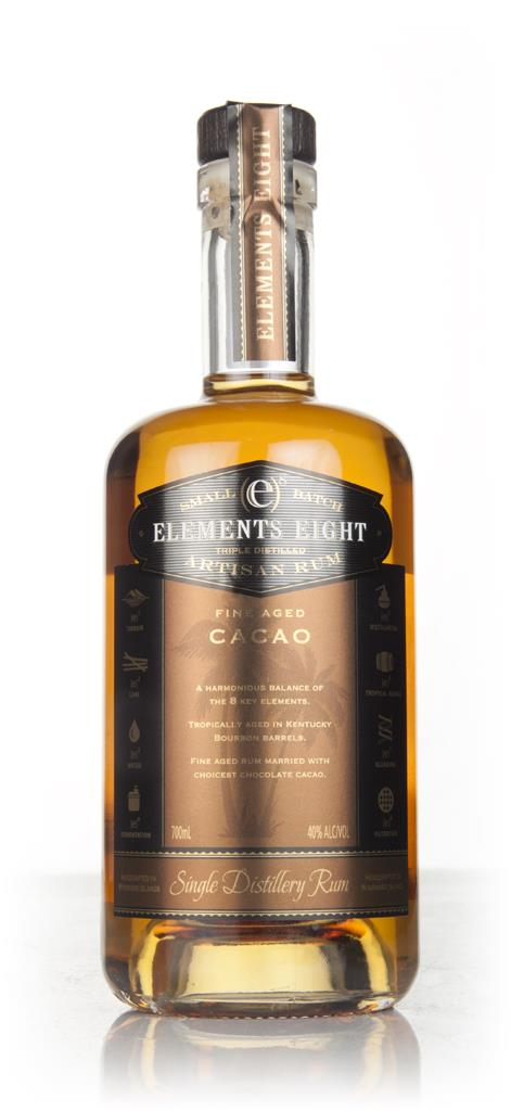 Elements 8 Cacao Dark Rum