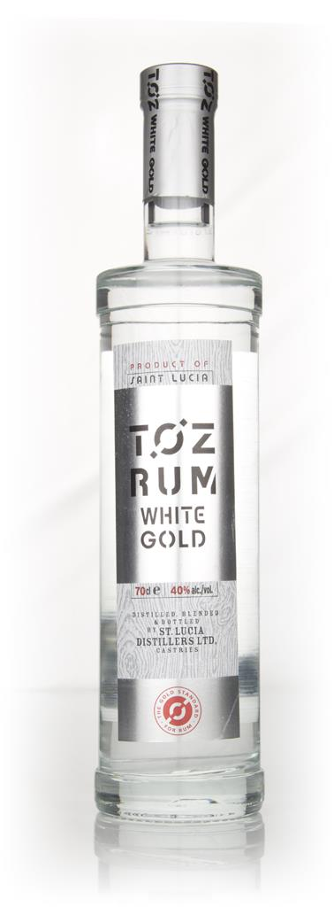 Toz White Gold (St. Lucia) 3cl Sample White Rum