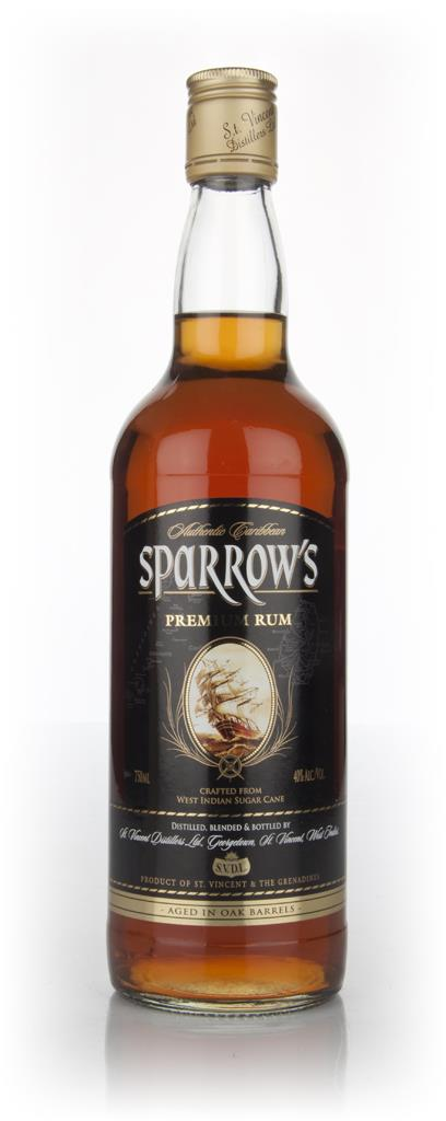 Sparrow's Premium Aged Rum  3cl Sample Dark Rum