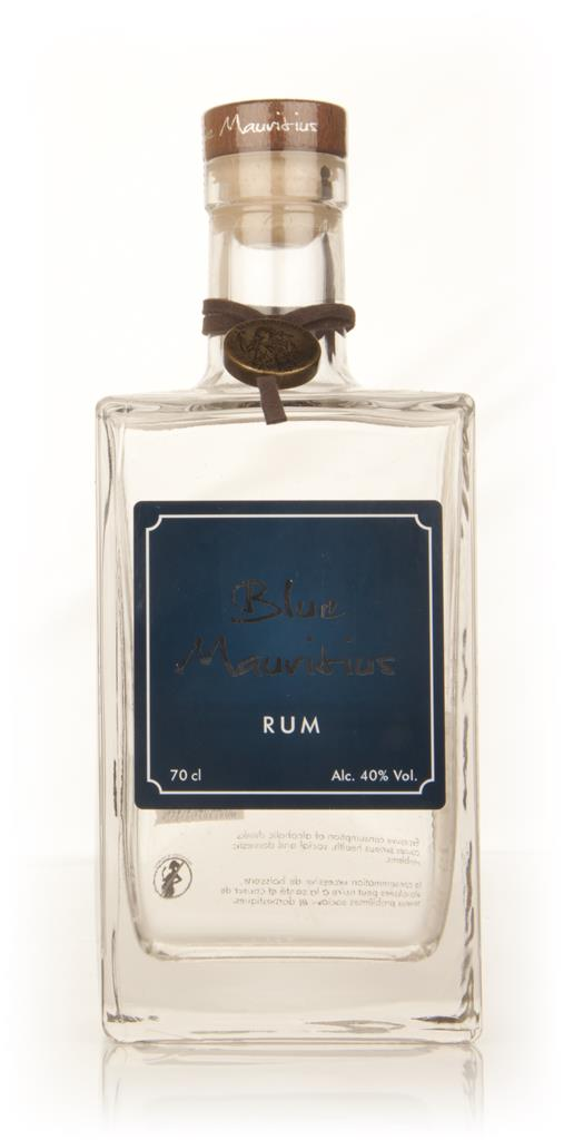 Blue Mauritius Silver 3cl Sample White Rum