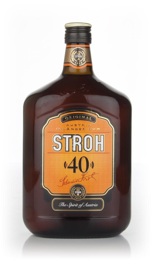 Stroh Inlander 40 3cl Sample Spiced Rum