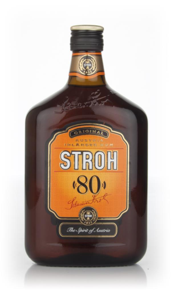 Stroh Inlander 80 50cl 3cl Sample Spiced Rum