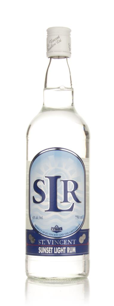 Sunset Light Rum SLR 3cl Sample White Rum