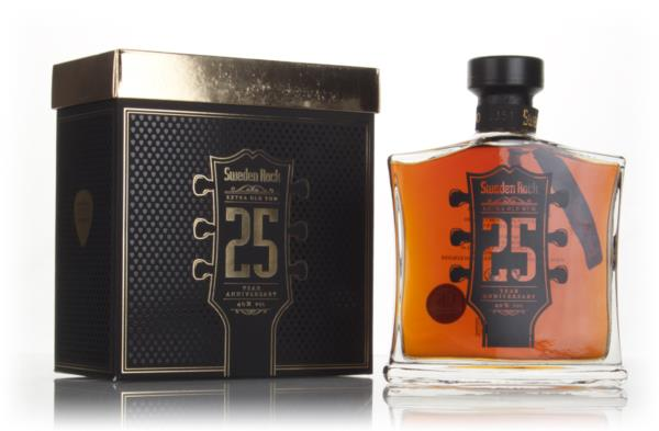 Sweden Rock Extra Old Rum - 25 Year Anniversary Dark Rum