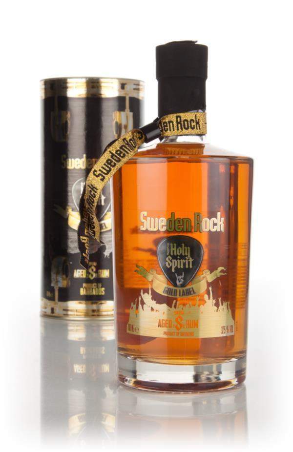 Sweden Rock Holy Spirit Gold Label Dark Rum