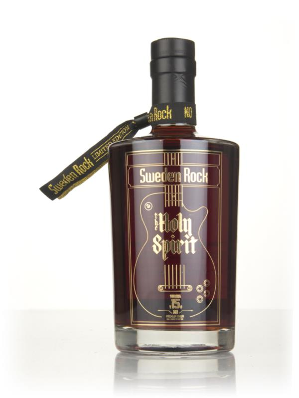 Sweden Rock Holy Spirit Solera 15 Dark Rum