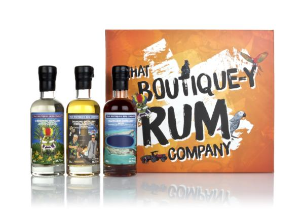That Boutique-y Rum Company Tasting Set (3 x 20cl) Rum