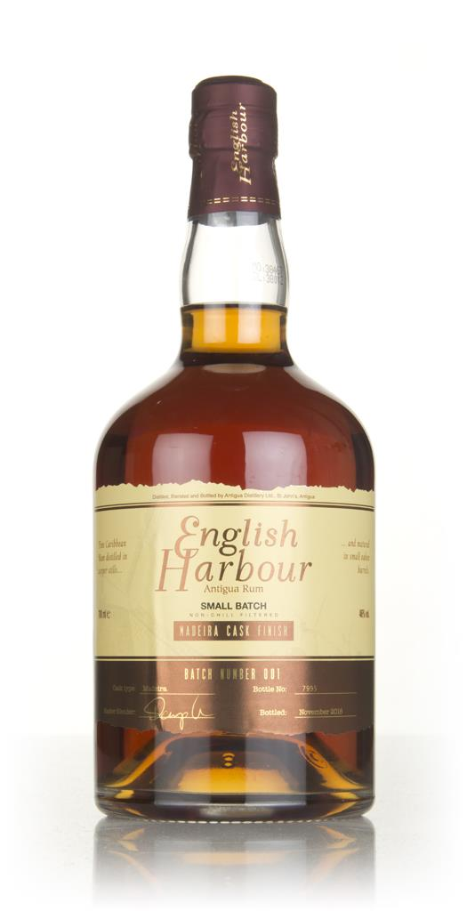English Harbour Madeira Cask Finish Dark Rum