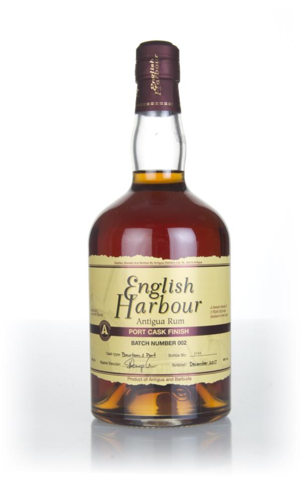 English Harbour Port Cask Finish Dark Rum