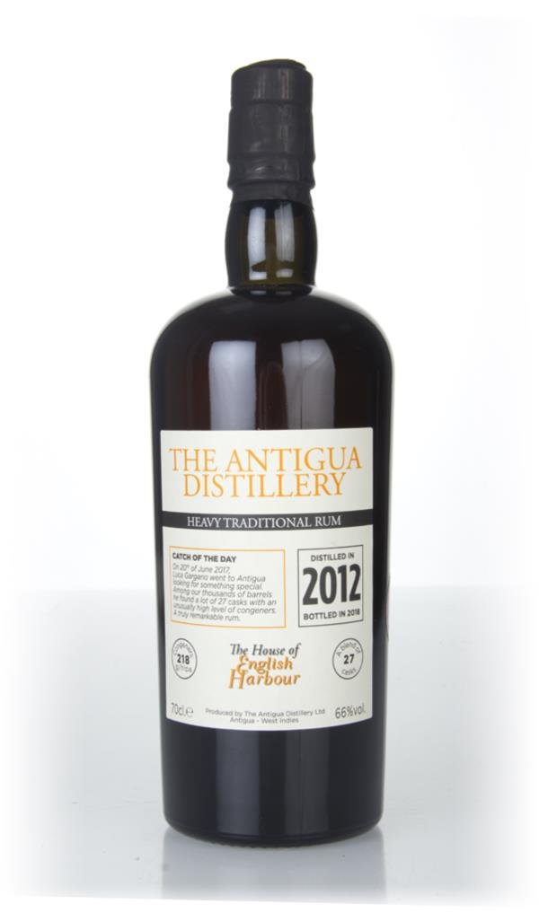 The Antigua Distillery 2012 (Velier) Dark Rum