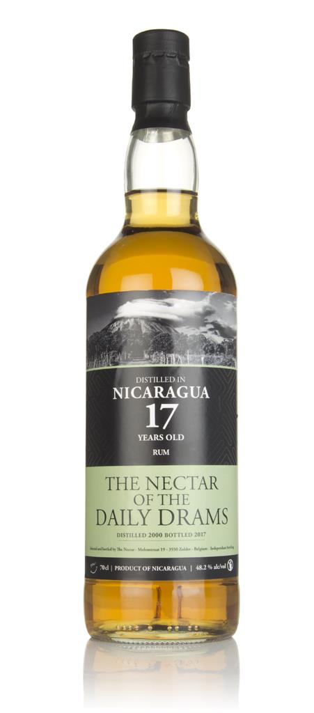 Nicaragua 17 Year Old 2000 - The Nectar of the Daily Drams Dark Rum