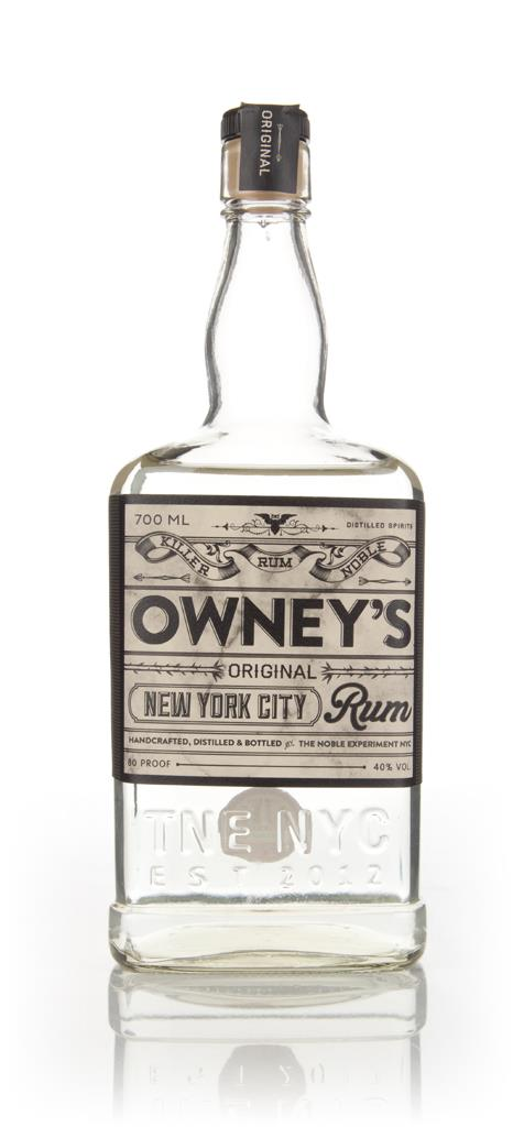 Owney's Original Rum 3cl Sample White Rum