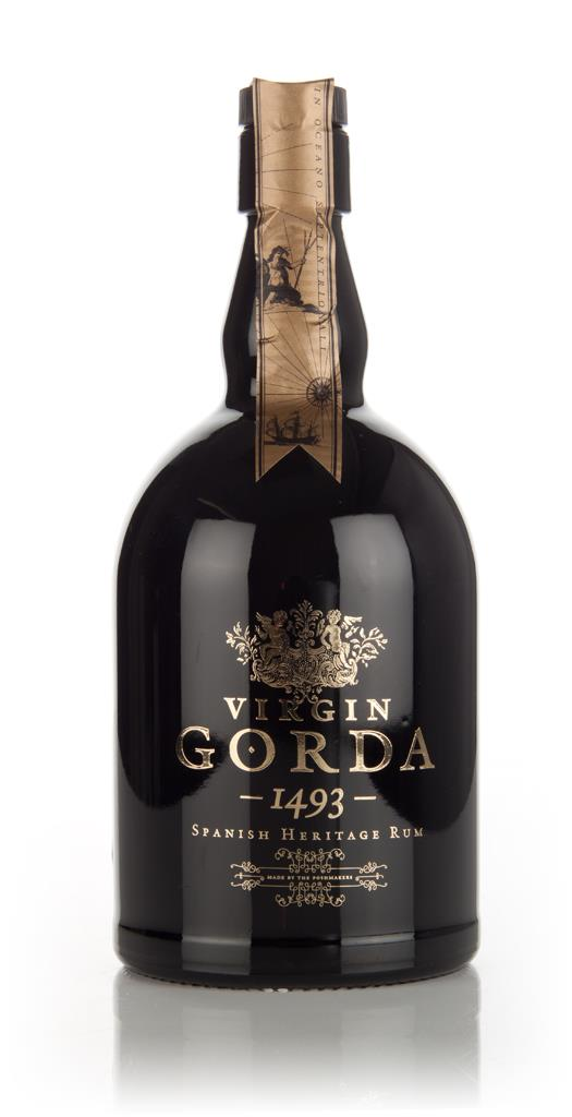 Virgin Gorda 1493 Spanish Heritage Dark Rum