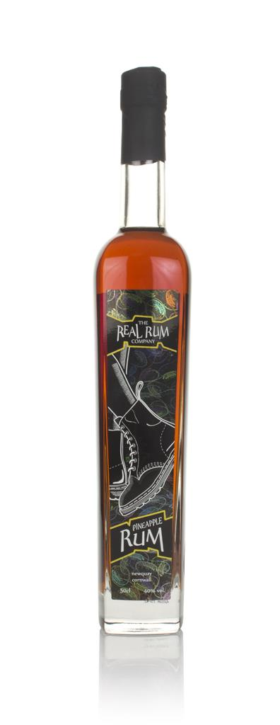 The Real Rum Company Pineapple Spiced Rum