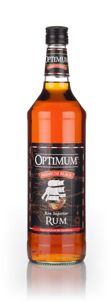 Optimum Premium Black Rum 1l Dark Rum