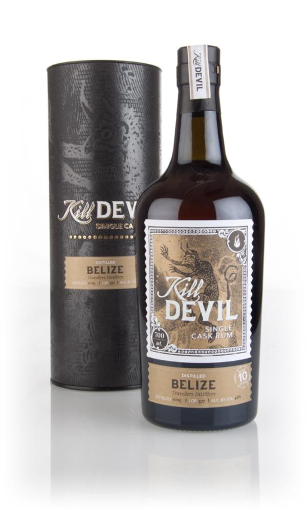 Travellers Distillery 10 Year Old 2005 Belize Rum - Kill Devil (Hunter Dark Rum