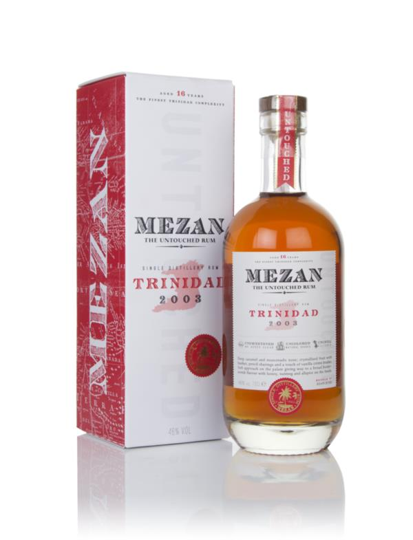Mezan Trinidad 2003 (bottled 2019) Dark Rum