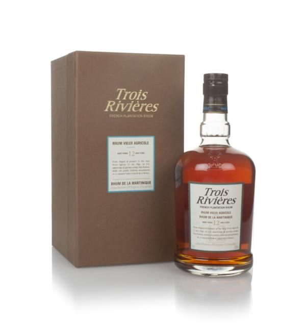 Trois Rivieres 12 Year Old Rhum Agricole Rum