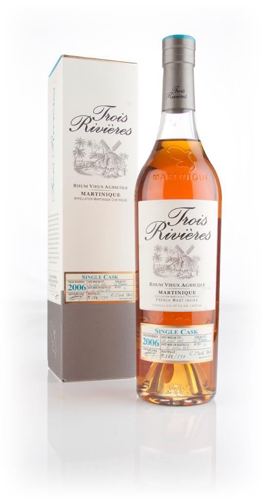 Trois Rivieres 6 Year Old 2006 - Single Cask 3cl Sample Rhum Agricole Rum