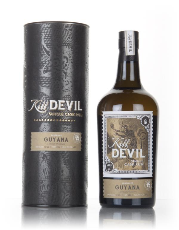 Uitvlugt 15 Year Old 1999 Guyanese Rum - Kill Devil (Hunter Laing) Dark Rum
