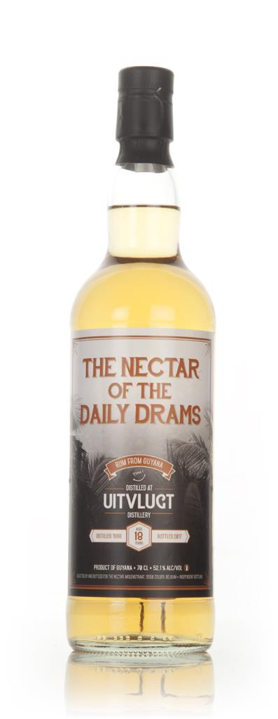 Uitvlugt 18 Year Old 1998 - The Nectar of the Daily Drams Dark Rum