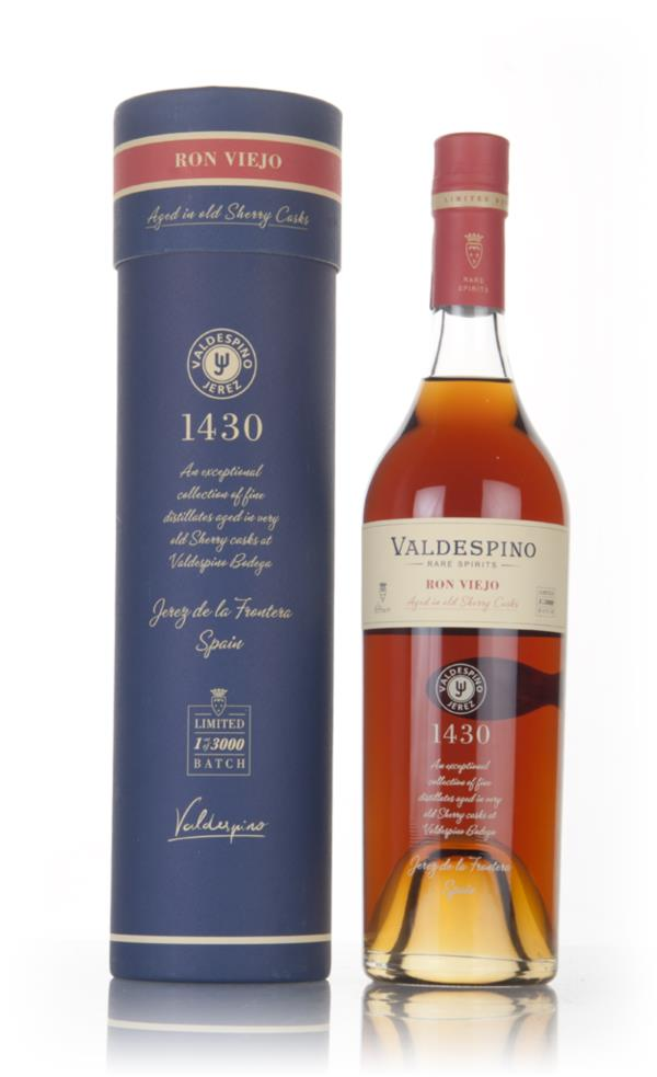 Valdespino Ron Viejo 3cl Sample Dark Rum