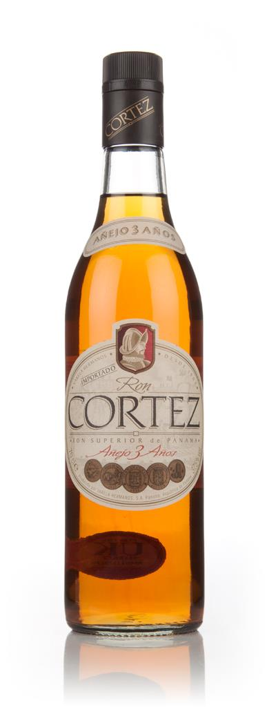 Ron Cortez Anejo 3 Year Old Dark Rum